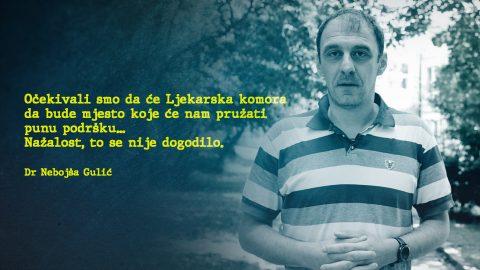 Dr Nebojša Gulić, anesteziolog, o ulozi Ljekarske komore tokom pandemije, o kontinuiranoj medicinskoj edukaciji