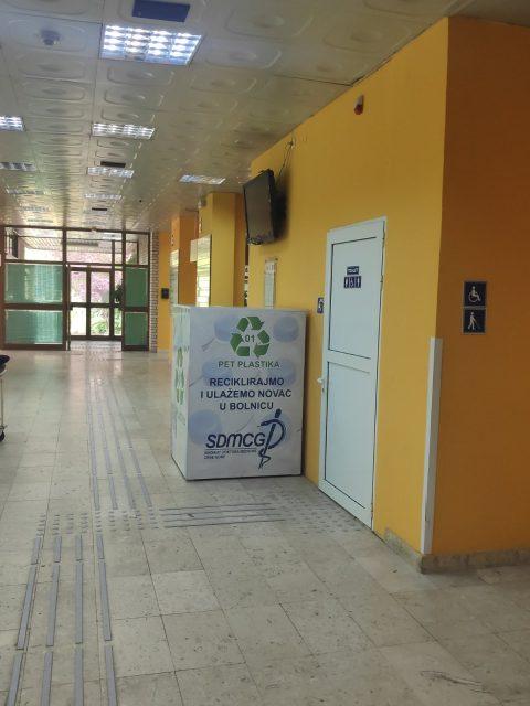 Akcija reciklaže plastike